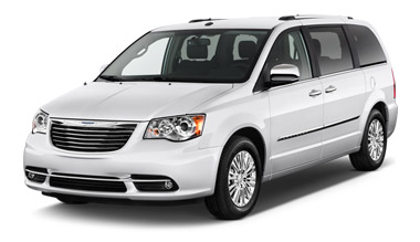 Chrysler town/village (7 Seat Van)