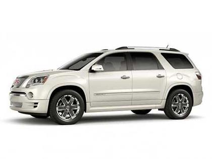 GMC Acadia (8 Seat SUV)