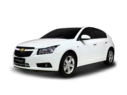 Chevrolet Cruze (5 Seat Sedan)
